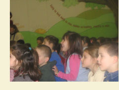 Kids enjoying Childrens Opera Tales